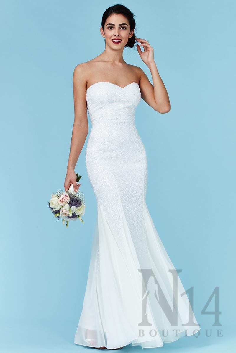 Булчинска рокля N14